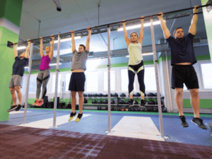 Bar Hanging For Height Increase