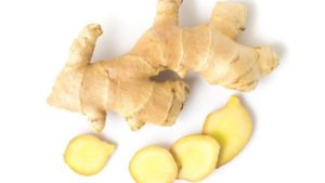 Ginger for fever