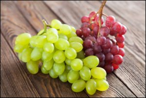 Grapes for fever home remedies