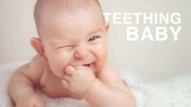 Teething Baby Fever